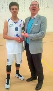 CM MVP Louis Robinson