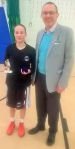 CW MVP Petra Kurcikova