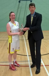 Seniorwomen cup MVP