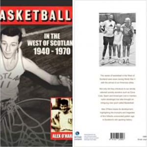 Basketball In The West of Scotland 1940 - 1970 image